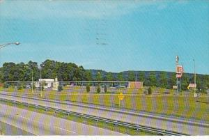 Connecticut East Lyme Thrift Motel 1966