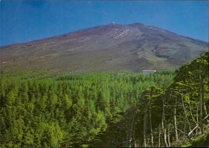 Mt. Fiji Omote Fuji Excursion Path Japan
