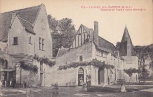 LAUNAY, pres SAUMUR, Maine Et Loire, France, 1900-1910´s; Domaine de Rene d'...