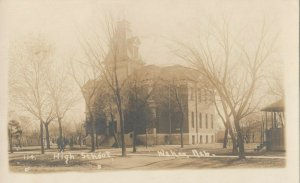 RP: WAHOO , Nebraska, 1912 ; High School