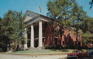 Lee County Court House At Fort Madison, Iowa,1940-1960s