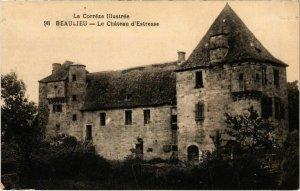 CPA Beaulieu - Le Chateau d'Estresse (1039165)