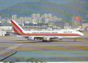 American International Airways B747 146F N701CK