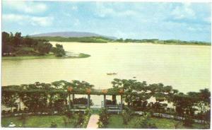 Tabey Lake, Koahsiung, Taiwan, chrome
