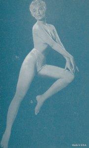 Stripper Pin-Up Girl  , 1940-50s : #11
