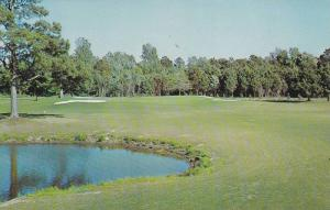 Scenic view,  Myrtlewood Golf Course,  Myrtle Beach,  South Carolina,  40-60s