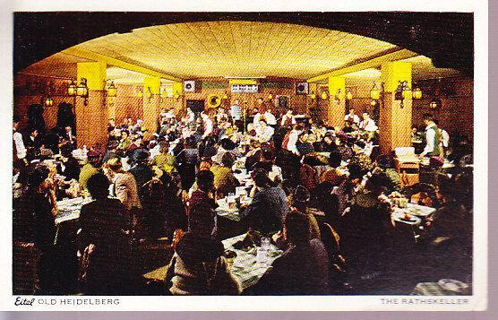 Chicago - Eitel Old Heidelberg - The Rathskeller