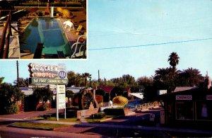 Arizona Phoenix The Log Cabin Motel