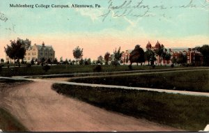 Pennsylvania Allentown Muhlenberg College 1914