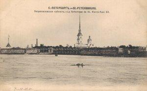 Russia Saint Petersbourg St Pierre Paul 03.85