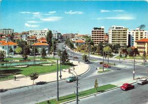 Turkey Ankara The Square of Liberty Der Freiheitsplatz Auto Cars
