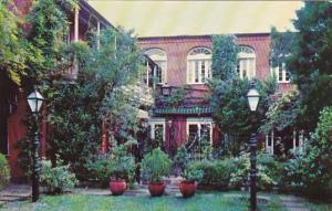 Louisiana New Orleans Pat O'Brien's Courtyard