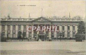 Old Postcard Nantes Prefecture