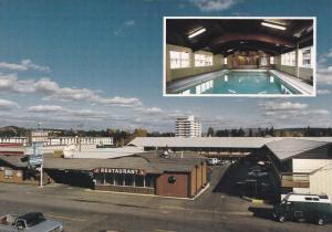 Camelot Court Motel located on Hwy 97 By-Pass,  Prince George,  B.C.,  Canada...