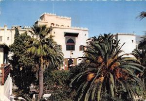 BG14125 fes fez hotel palais jamai la facade  morocco