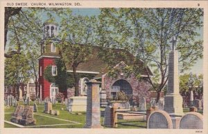 Old Swede Church Wilmington Delaware