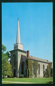EASTON MARYLAND Christ Church Vintage Postcard