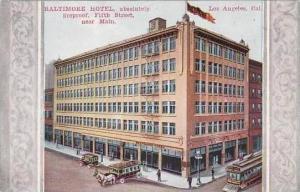 California Los Angeles Baltimore Hotel
