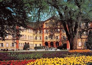 Insel Mainau im Bodensee, Deutschordenschloss Castle Promenade Chateau
