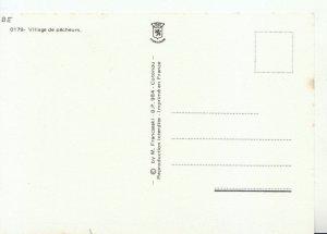 Africa Postcard - Benin - Village De Pecheurs - Ref 20511A