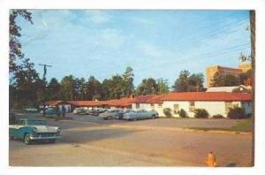 El Rancho Motel, Durham, North Carolina, 40-60s