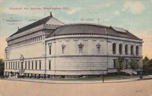 Washington D C Corcoran Art Gallery 1911