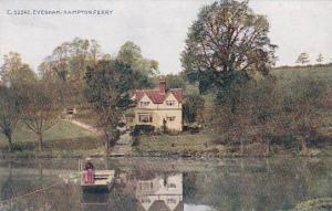 England Evesham Hampton Ferry