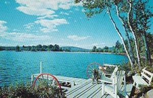 Maine Bridgton Moose Pond