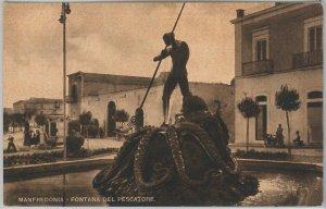 49830  CARTOLINA d'Epoca - FOGGIA provincia : Manfredonia