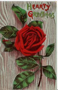 US    PC1950 HAPPY GREETINGS - ROSE