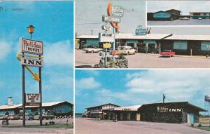 3-Views, Holiday House Inn and Restaturant, BROWNFIELD, Texas, PU-1975