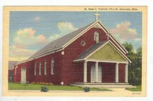 St. Peter's Catholic Church,Grenada,Mississipp i,30-40s