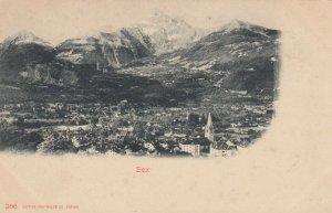 BEX , Switzerland, 1901-07
