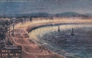DOUGLAS , I.O.M. , 1922 ; Promenade by Night