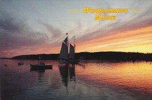 Windjamming Maine