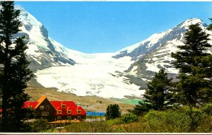 Canada - BC, Columbia Ice Fields & Chalet