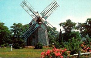 Massachusetts Cape Cod Oldest Windmill At Eastham