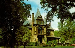 California Napa County St Helena The Rhine House Built 1883 For Frederick Ber...