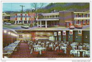 Arkansas , Hot Springs , Velda Rose Hotel , 50-60s