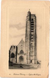 CPA CHATEAU-THIERRY Eglise St-Crepin (202444)