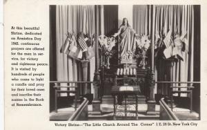 RP: New York City , 30-40s ; Victory Shrine, Church around the Corner
