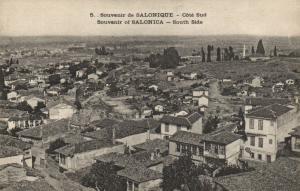 GRÉCE CPA SALONIQUE .- Cote sud  (154792)