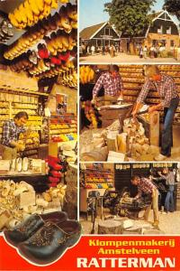 Ratterman - Woodenshoe Maker