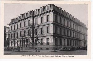 North Carolina Raleigh Post Office and Court House