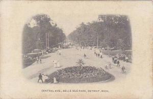 Central Ave., Belle Isle Park,Detroit,Michigan,00-10s