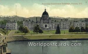 British Columbia, Canada Provincial Government Buildings Victoria  Provincial...