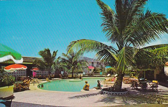 Jamaica Montego Bay Colony Hotel Swimming Pool