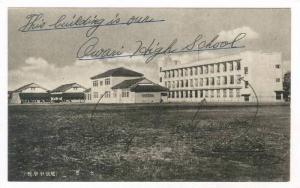 Owari High School, Japan, 1910-30s