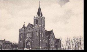 Nebraska Norfolk  ST. Paul Lutheran Church Albertype