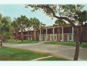 Unused Pre-1980 ADVENTURE INN MOTEL Hilton Head Island South Carolina SC s2306
